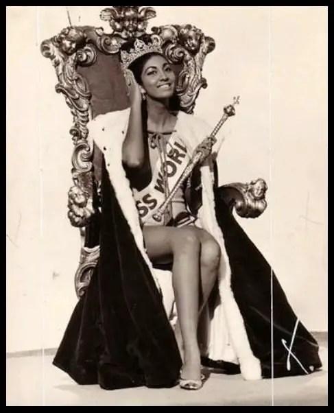 Reita-Faria-The-Winner-of-Miss-World-1966-Be-An-Inspirer