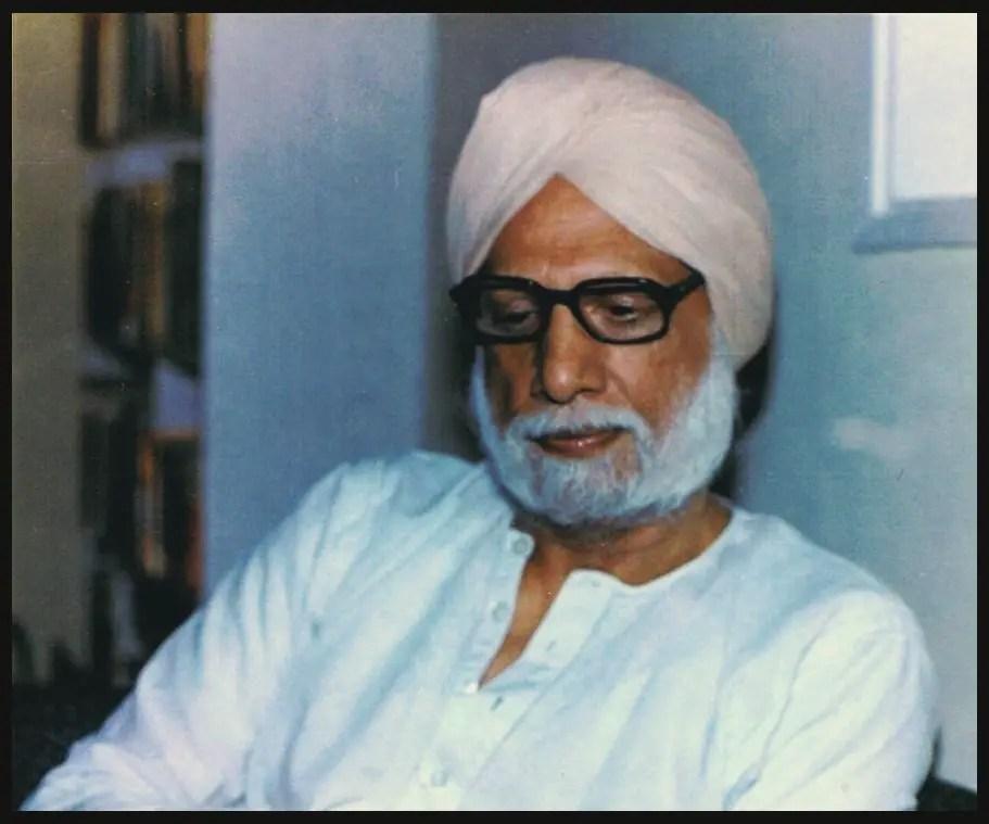 Padma-Bhushan-Kartar-Singh-Duggal-1917-2012-Be-An-Inspirer