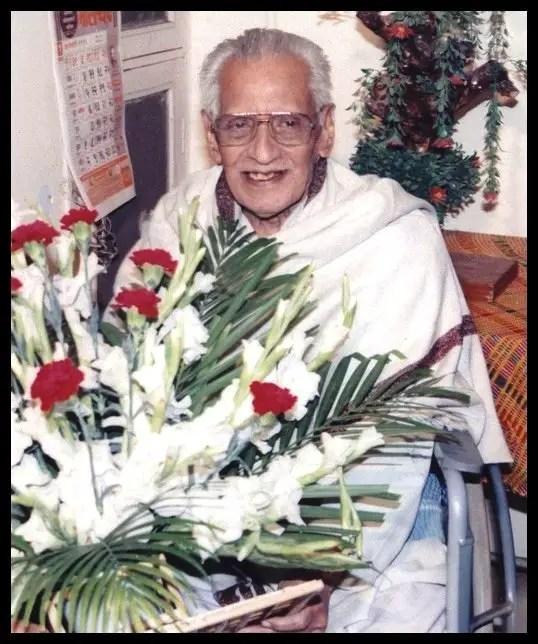 Padma-Bhushan-Kusumagraj-Vishnu-Vāman-Shirwādkar-Be-An-Inspirer