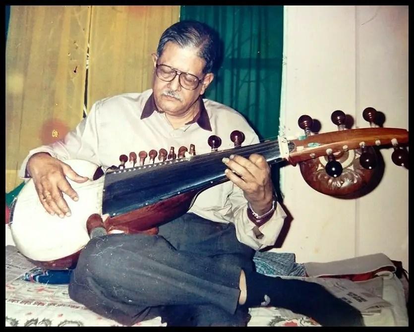 Pandit-Buddhadev-Dasgupta-1933-2018-Be-An-Inspirer