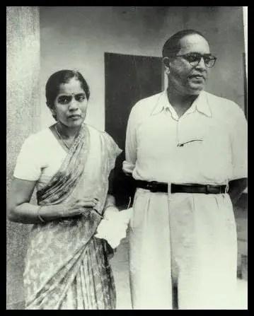 Dr-B-R-Ambedkar-with-his-wife-Savita-Ambedkar-Be-An-Inspirer