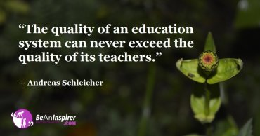 Seven Characteristics of Excellent School Education System