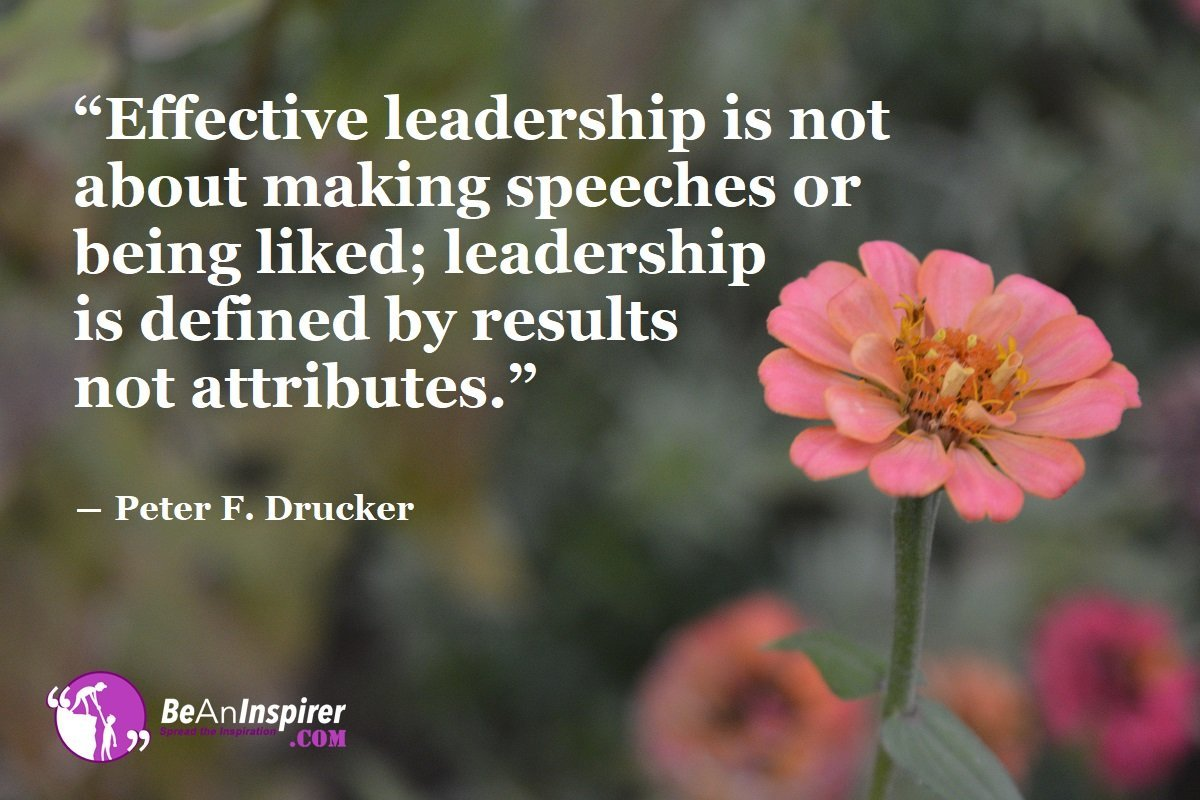 Learn the Importance of Leadership