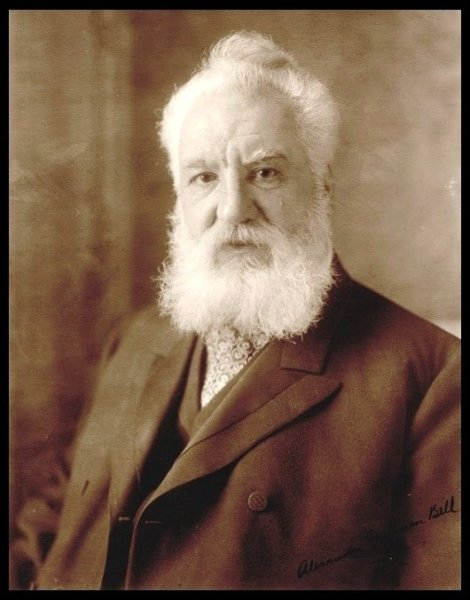 Inventor of Telephone - Alexander Graham Bell