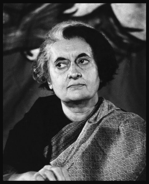 Indira Priyadarshini Gandhi – Years in Opposition after 1977 Elections