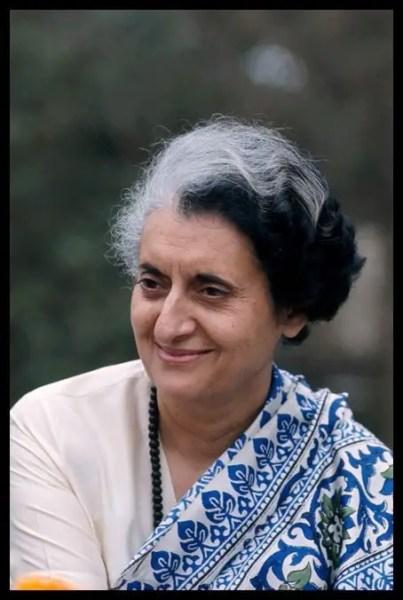 Memorable Quotes by Indira Gandhi