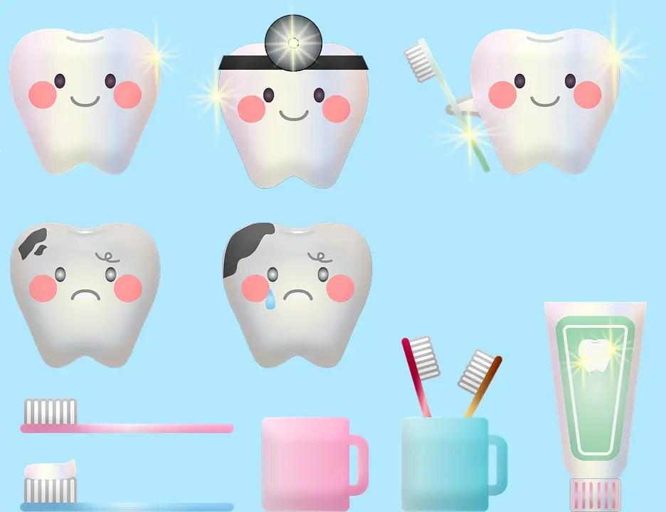 9 Beneficial Dental Health Tips