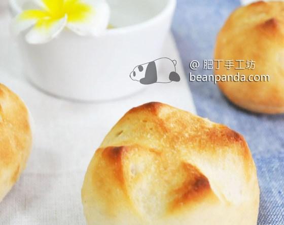 無脂肪基本麵糰【製作方法】Basic No Oil Bread