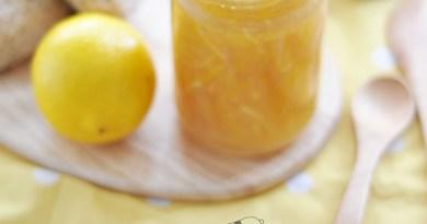 檸檬果醬【醒神開胃】Lemon Marmalade