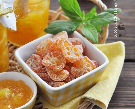 金桔蜜餞【清甜柑香】Candied Kumquat