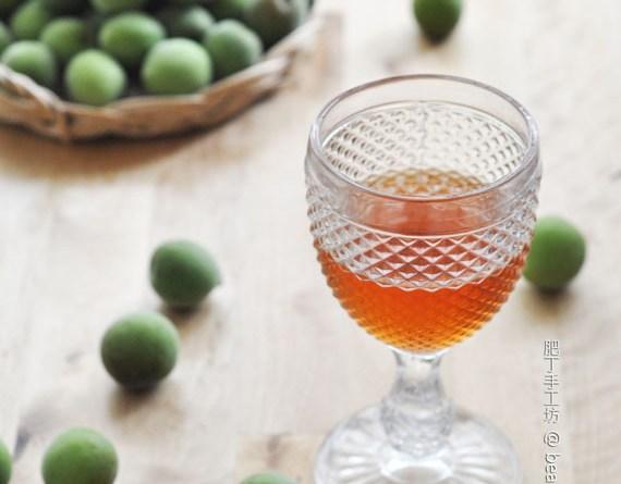 梅酒【米酒泡】Umeshu