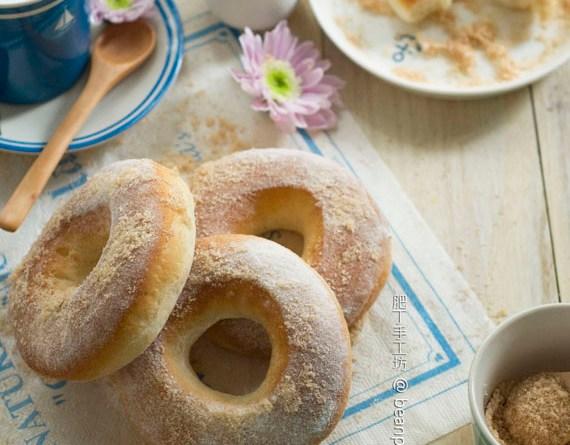 甜甜圈 【非油炸健康版】Non Fried Donut