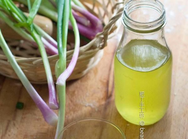 自製蔥油【百吃不厭】Spring Onion Oil