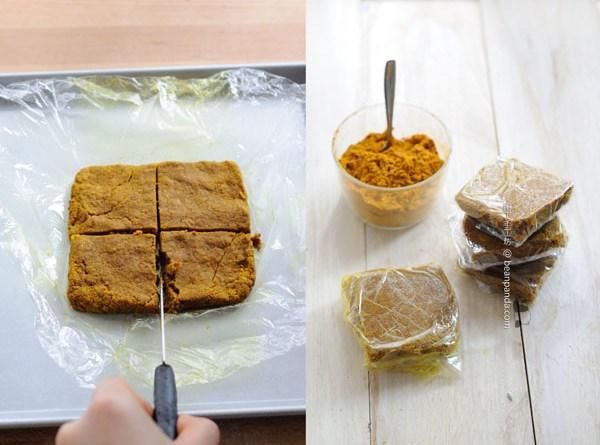 自製日式咖喱磚 Homemade Japanese Curry Block 