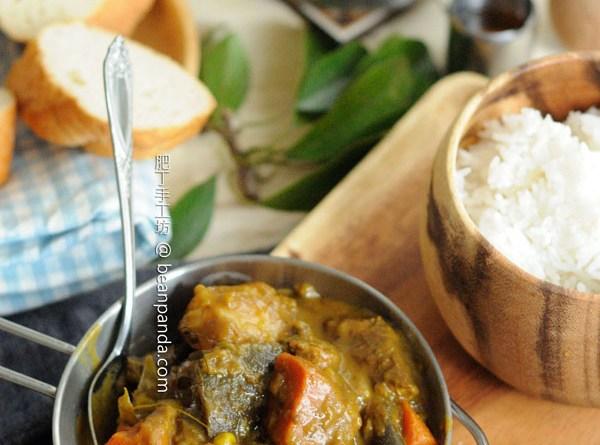 日式咖喱【可葷可素】Japanese Curry