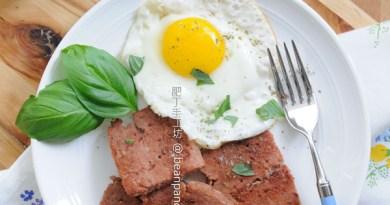 自製午餐肉【健康無添加】Homemade Luncheon Meat