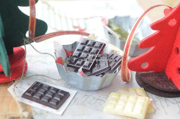 純手工天然自製巧克力【香純馥郁】Raw Cocoa Butter Chocolate Bar