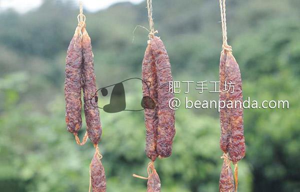 自製臘腸【無添加】Homemade Chinese Sausage