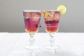 極光愛玉凍【萬聖節飲品/用手提攪拌棒洗愛玉】Aurora Aiyu Jelly Halloween Drink