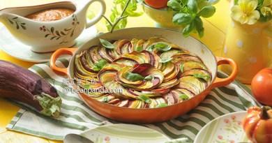 普羅旺斯燉菜 7 種蔬菜 鼠玉料理 Ratatouille