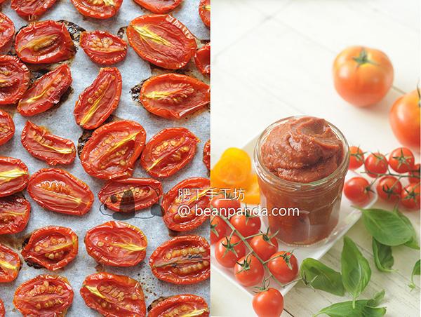 自製番茄醬【萬用紅醬/兩種濃度】Homemade Tomato Sauce & Tomato Paste
