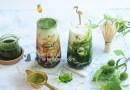 黑糖粉圓鮮奶/抺茶粉圓豆漿  黑糖可以用椰子糖取代  Black Sugar Boba Milk / Bubble Tea Recipe