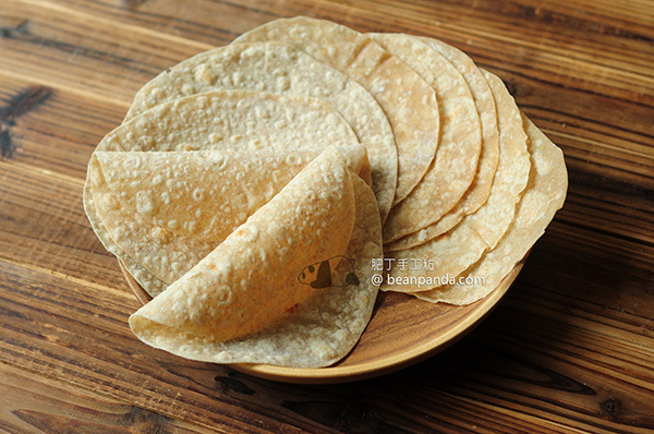 墨西哥薄餅 斯佩爾特麵粉 免泡打粉 Homemade Spelt Tortilla Recipe Baking Powder Free