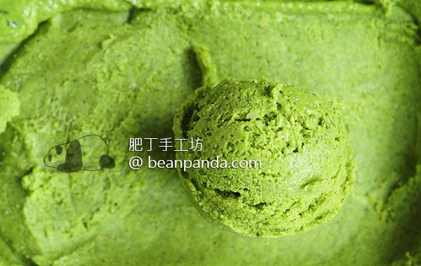 用蔬果做純素抹茶冰淇淋 口感絶對不輸蛋奶冰淇淋 Vegan Matcha Icecream Recipe