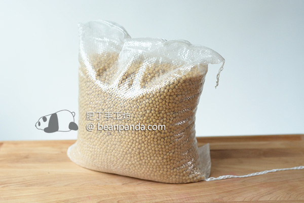 不管多忙都可在家種豆芽菜 孵荳芽好簡單 種黃豆芽 How to Sprout Soybean