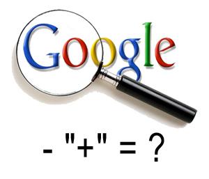 Google Plus Operator