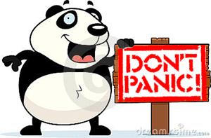 Panda Don't Panic