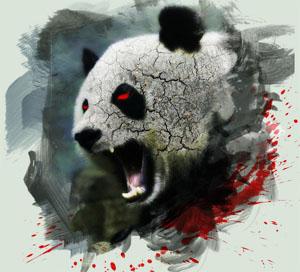 One Year Panda Attack