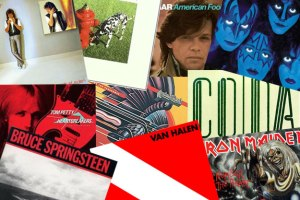 Top 10 Albums of 1982
