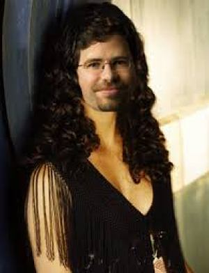 Matt Cutts as a Lady