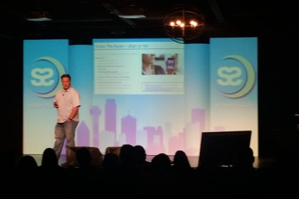 Duane Forrester at State Of Search 2015