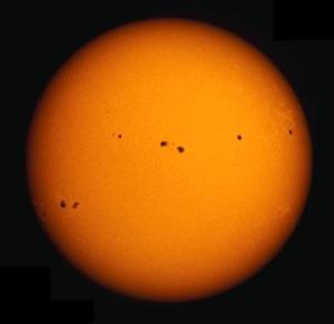 Sun, heat, nuclear fusion