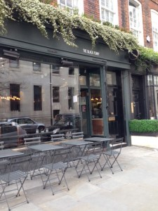 Black Penny coffee London