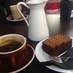 Coffee, Ginger and White, Hampstead