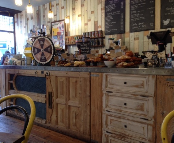 Bean Thinking Water Wheels And Coffee Engines At Artisan East Sheen