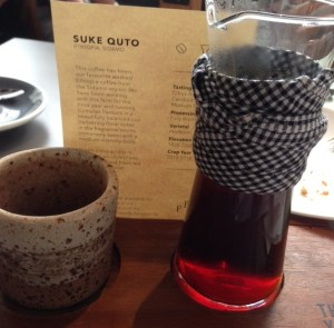 pourover at Pulp, Papa Palheta, KL