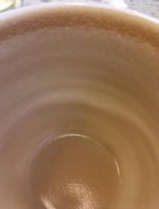 soya latte Spike and Earl
