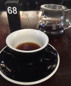 coffee at VCR Bangsar
