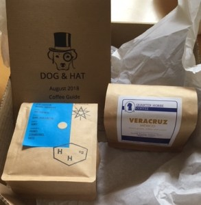 Dog and Hat, Dog & Hat, Hundred House, Quarterhouse coffee
