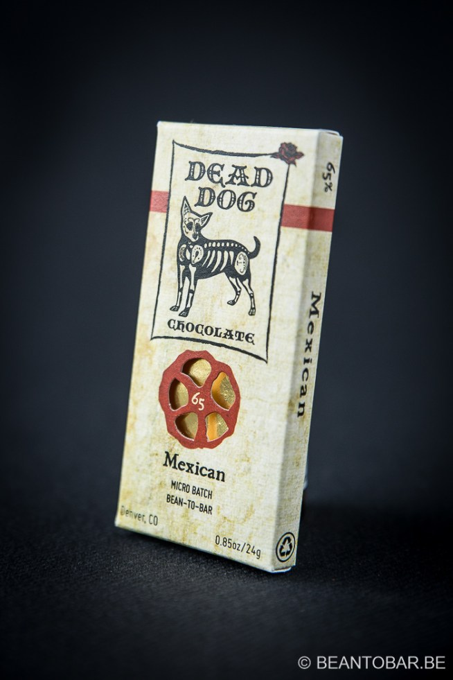 Dead Dog Chocolate Mexican