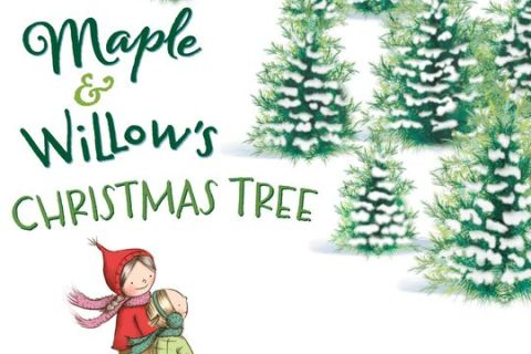 Bear and Mouse Read Christmas: Maple and Willow's Christmas Tree