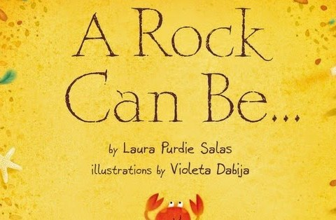 Bear and Mouse Read Summer: A Rock Can Be