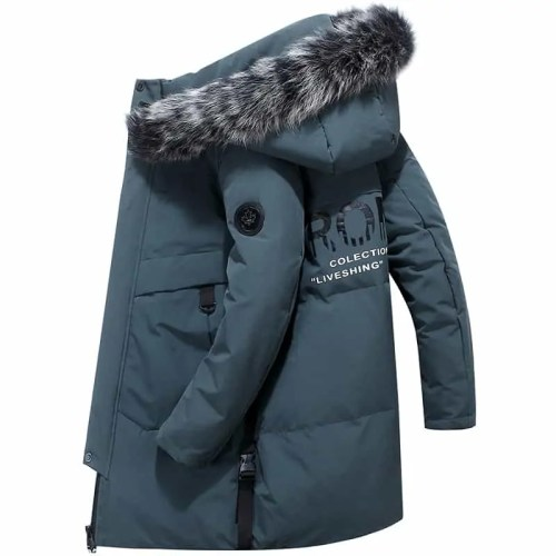 Bearboxers Menswear Winter Parka Coat