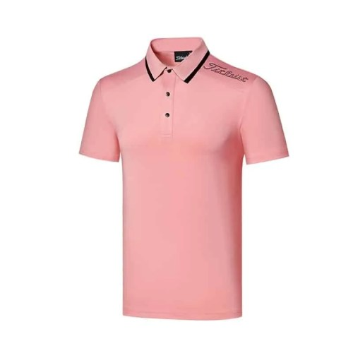 Bearboxers Fitleist Mens Short Sleeve Pique Polo