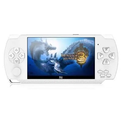 Handheld 4.3 Inch MP4 MP5 Game Console
