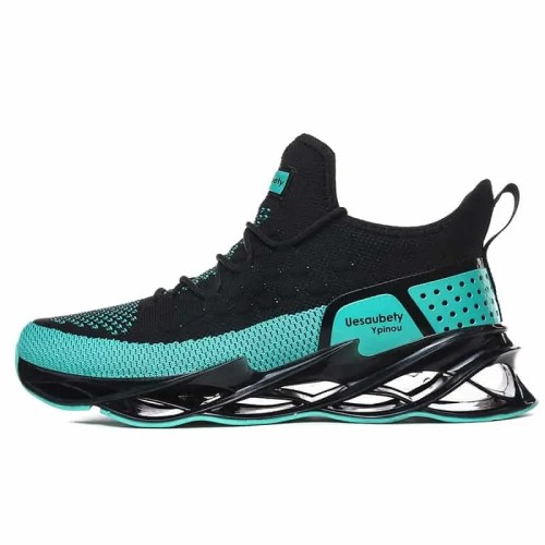 Lace-up Athletic Running Sneakers